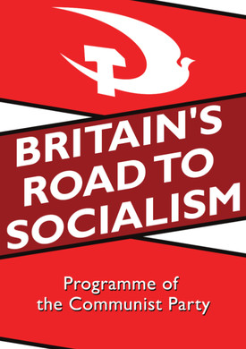 The cover of Britain's Road to Socialism