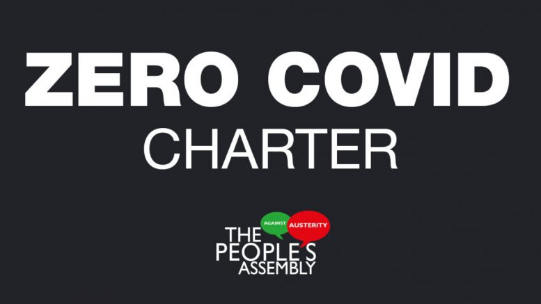 People's Assembly Zero Covid Charter
